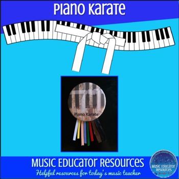 Piano Karate Program