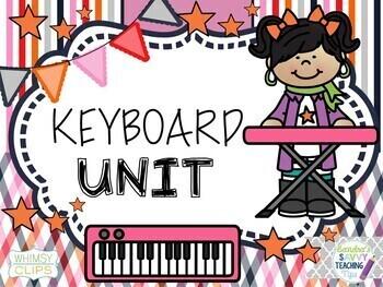 Piano Keyboard Unit Tic Tac Toe By Grandview Music Rocks Tpt