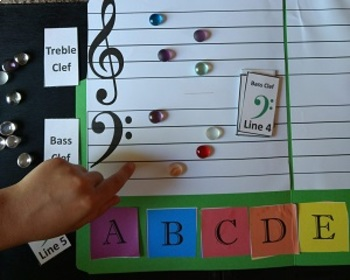 Piano Lap Book and Game Cards