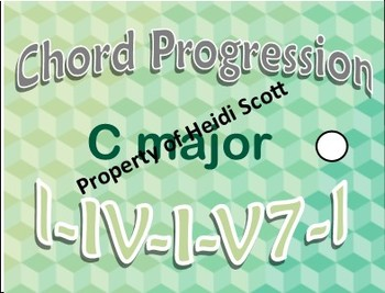 Piano Lesson Brag Tag BUNDLE! Scales, Pentascales and Progresions!