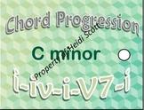 Piano Lesson Brag Tags: Chord Progressions! All Keys Major