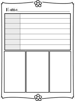 Piano Lesson Form (Made to Order)