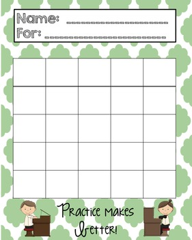 Piano Lesson Journal for Students and Teachers