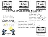 Piano Level 3 MOVIE Scales & Chords