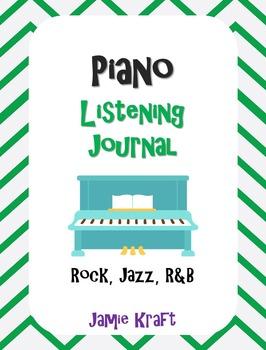Piano Listening Journal