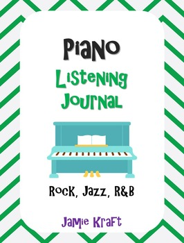 Piano Listening Journal