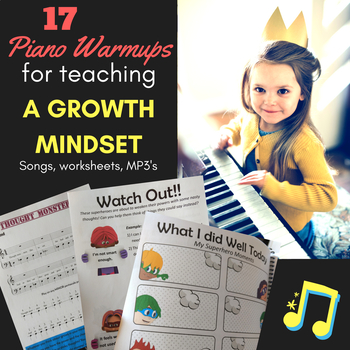 Piano Bundle: Masterminds Book and MP3's--Unlimited Reproductions