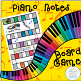 Learn Piano Notes Board Game