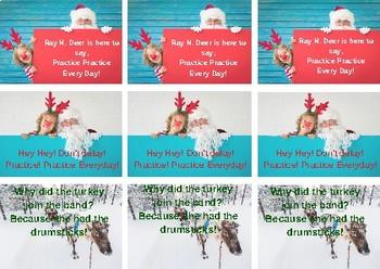 Piano Practice Buddies Ray N Deer and Doe A Deer
