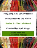 Piano: Race to the Finish - Left Hand Series Accessories Package