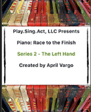 Piano: Race to the Finish - The Left Hand Series