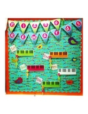 Piano Rewards Bulletin Board Kit- Elementary Music  Rewards System