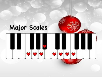 FREE Sample = Piano Scales (Style Ideas - Requesting Feedback)