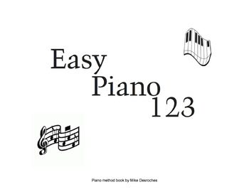 Piano Music Beginner Worksheets & Teaching Resources | TpT