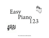 Piano Songs for Beginners 4