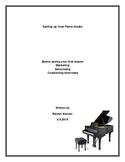 Piano Teachers Resource Guide Setting Up Studio Marketing Interviews