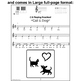 Piano and Xylophone Music Song Book