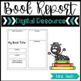 Pic Collage Book Report