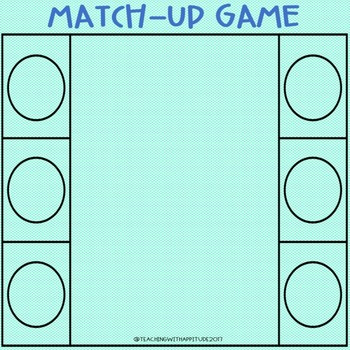 Pic Collage PD Session #5  Match-Up Templates