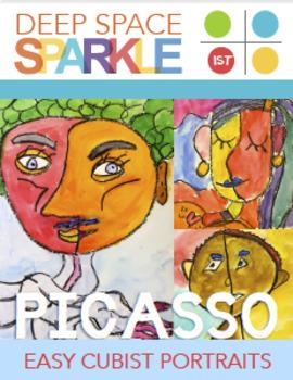 Pablo Picasso Artist Bundle