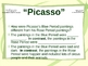 """Picasso"" - Compare and Contrast Reading Lesson"