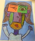 Picasso Cubism Portraits