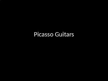 Picasso Guitars Lesson Plan