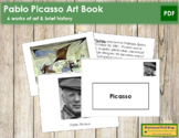 Picasso (Pablo) Art Book