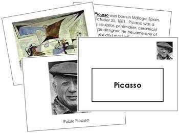 Picasso (Pablo) Art Book