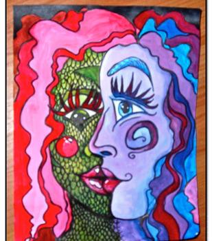 Picasso Portrait Handout