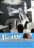 Pablo Picasso- Classroom Icon Poster