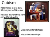 Picasso PowerPoint
