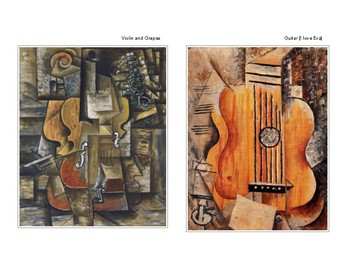Picasso's Cubist Stringed Instruments
