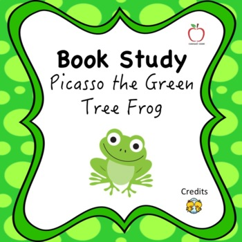 Picasso the Green Tree Frog Book Study