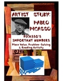 Picasso's Important Numbers:  A Common Core  ELA and Place Value Activity