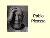 Picasso's Portraits Presentation