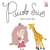 Piccolo Sue Goes to the Zoo (eBook & Video)