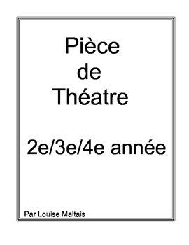 Pièce de théâtre Au revoir les devoirs