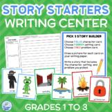 Pick 3 Story Starters WRITING CENTER