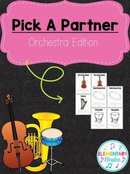 Pick A Partner: Orchestra Edition