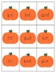 Fall Theme Pick A Rhyming Word Game