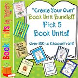 Pick Any 5 Book Units
