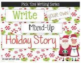 Pick 'Em Writing Series: Write your own Holiday story