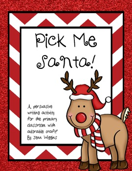Pick Me Santa!