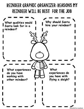 Pick Me Santa! Persuade Santa to hire your Reindeer