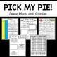 Pick My Pie!  A Descriptive Writing Contest for Grades 3 - 5