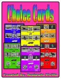 Fitness Choice Cards