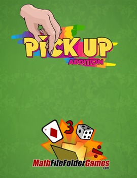 Pick-Up Addition Game