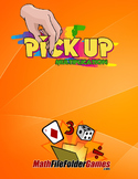Pick-Up Multiplication Game
