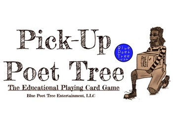 Pick Up Poet Tree Educational Playing Card Game